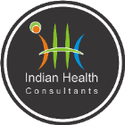 Logo of Indian Health Consultants